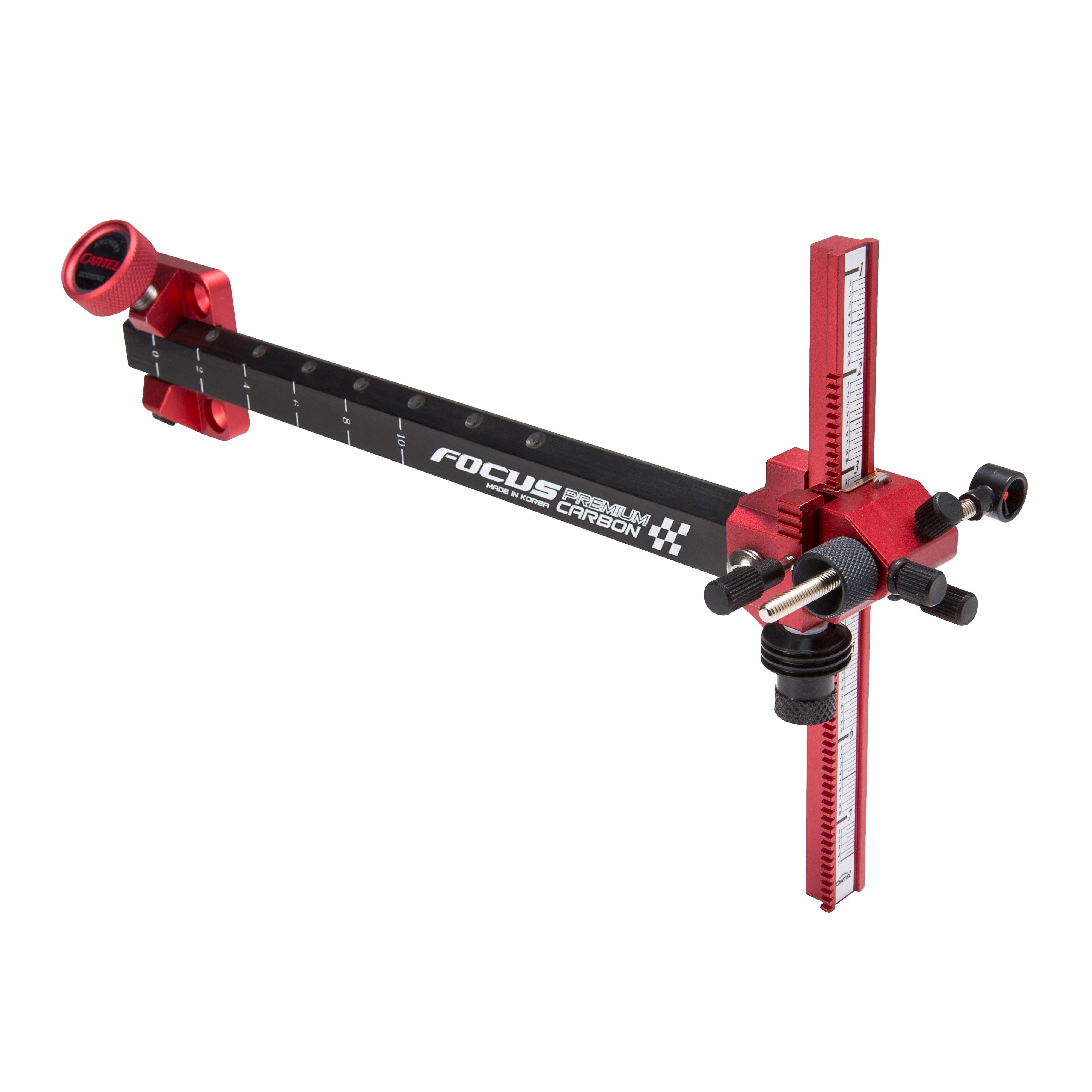 Cartel Focus Carbon反曲弓碳素瞄准器