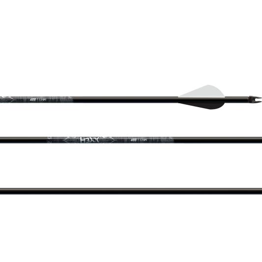 Easton HEXX(6mm)猎箭(带头尾)