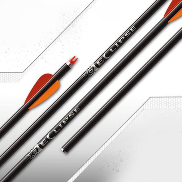 Easton X7 ECLIPSE 射准箭(带头尾)
