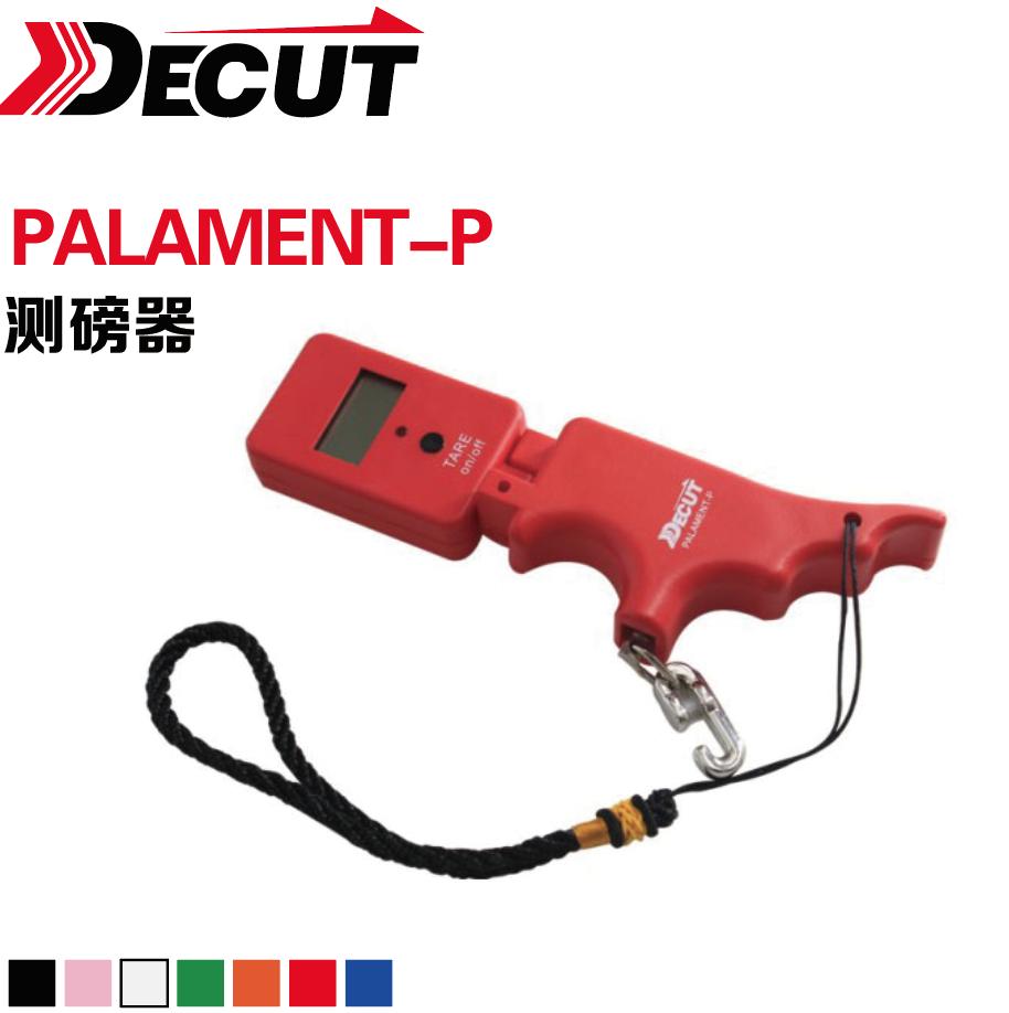 DECUT PALAMENT-P塑料测磅器