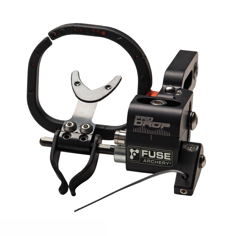 FUSE Pro Drop Black复合弓起落箭台