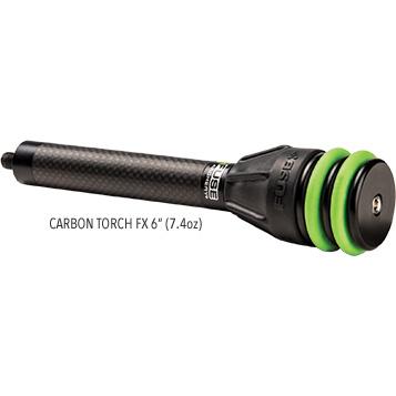 FUSE Carbon Torch FX 6减震杆