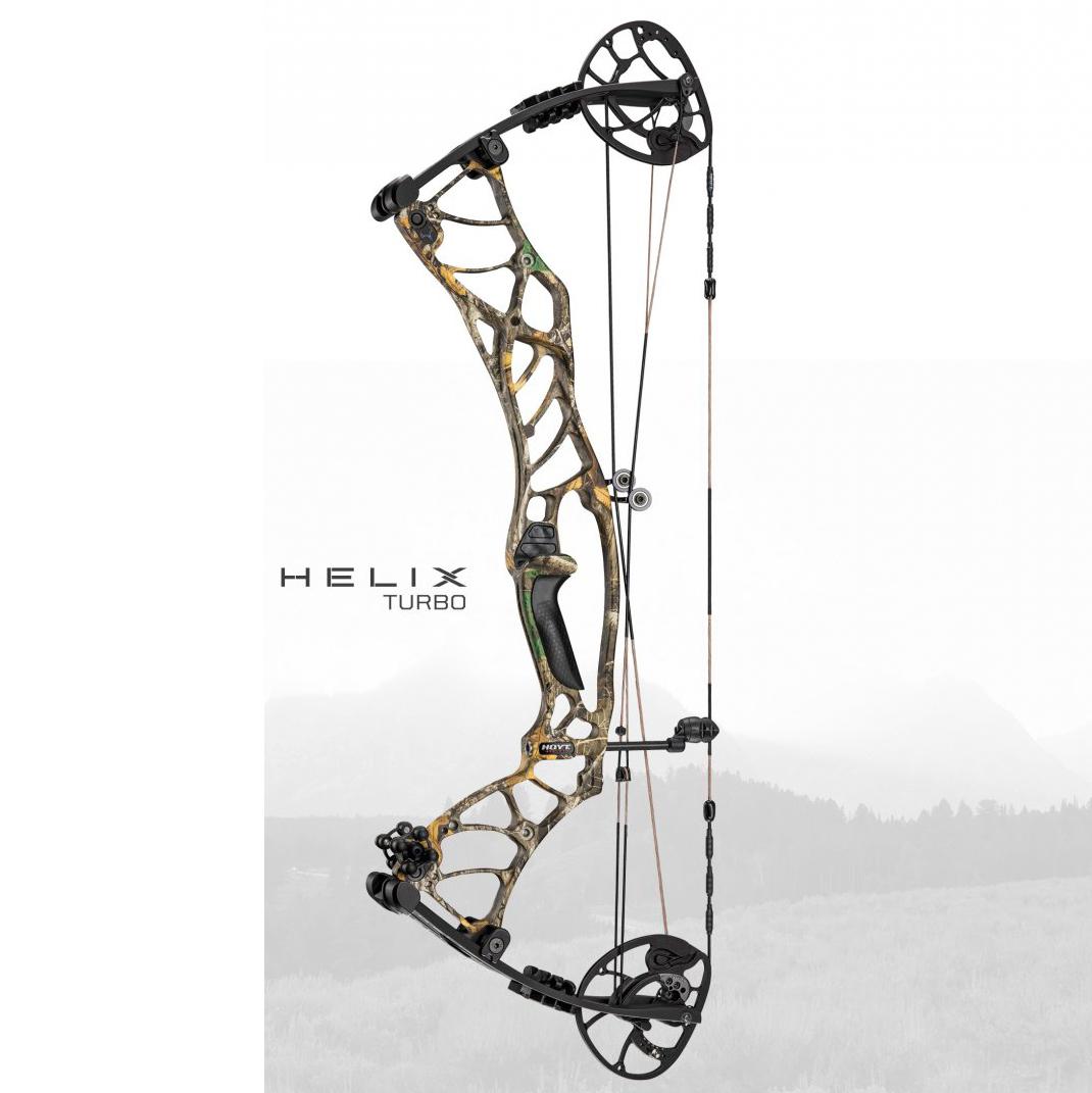 HOYT Helix TURBO螺旋桨涡轮复合弓