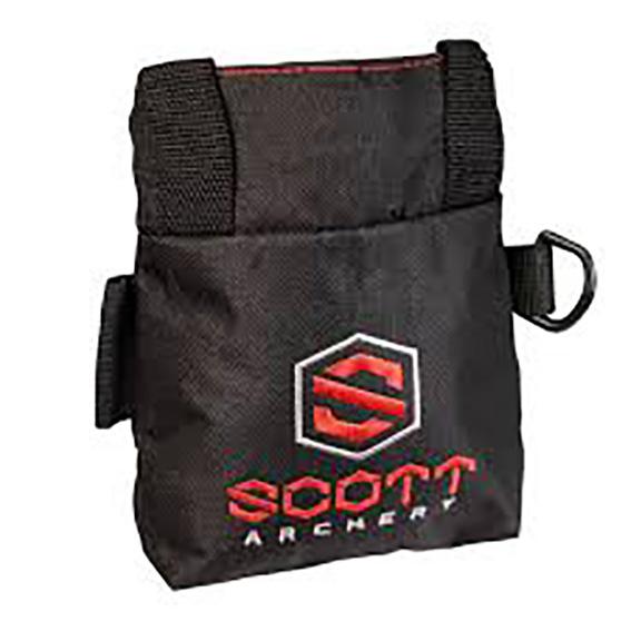Scott Archery SnapClose Release Pouch撒放袋