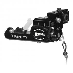 Hamskea Trinity Target Pro钢片箭台黑色